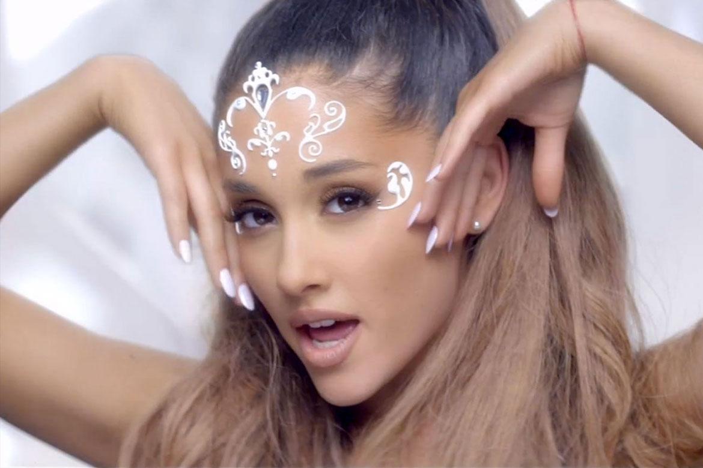 Ariana Grande 'nin Yeni Şarkısının İsmi Belli Oldu!