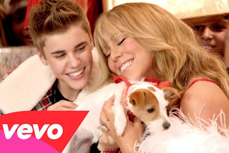 Mariah Carey ve Justin Bieber'ın ortak çalışması sızdırıldı !