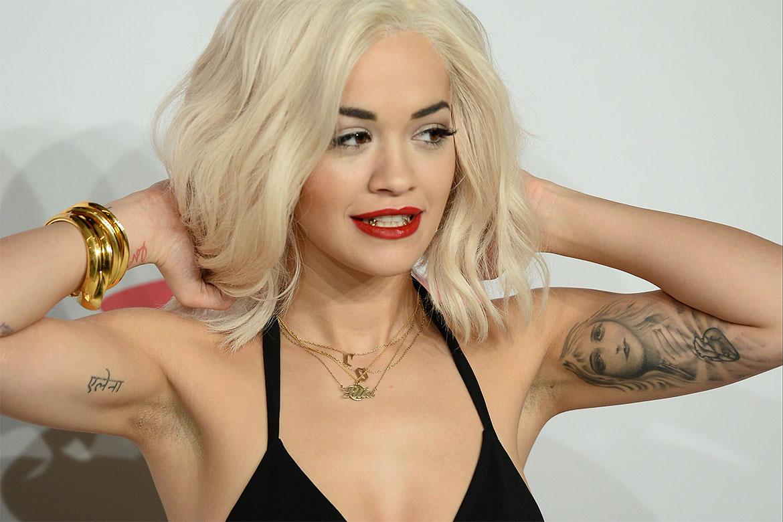 """Rita Ora 'nın Yeni Şarkısı """"Body On Me"""" Yayınlandı"""