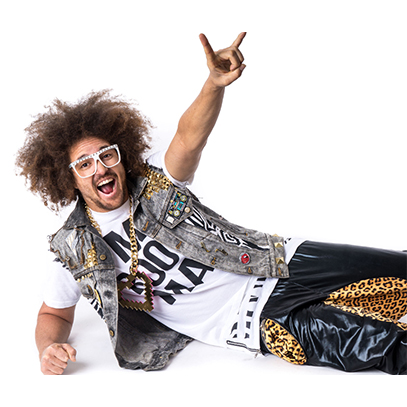 Redfoo ve Party Rock Island Konsepti